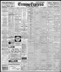 Advertising|1910-08-01|Evening Express - Welsh Newspapers