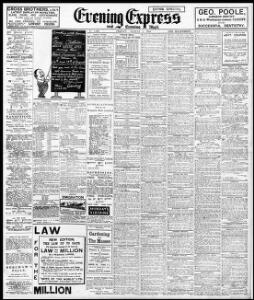 Advertising|1910-08-05|Evening Express - Welsh Newspapers