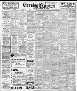 Advertising|1910-08-08|Evening Express - Welsh Newspapers