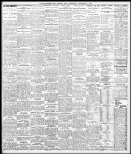 JOHN BULL'S ICOME I|1910-09-07|Evening Express - Welsh