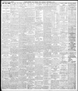 HIGH SEAS CRIME|1910-09-24|Evening Express - Welsh Newspapers Online