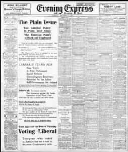 Advertising|1910-12-06|Evening Express - Welsh Newspapers Online