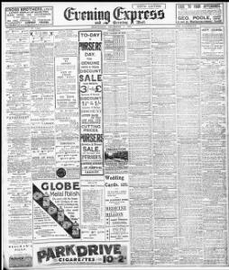 Advertising|1910-12-07|Evening Express - Welsh Newspapers