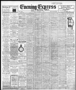 Advertising|1907-12-04|Evening Express - Welsh Newspapers