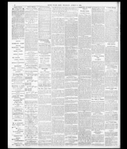 REPLANTING A TOOTH  !|1890-08-07|South Wales Echo - Welsh