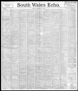 Advertising|1899-01-27|South Wales Echo - Welsh Newspapers