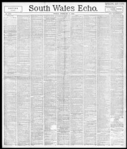 Advertising|1899-02-03|South Wales Echo - Welsh Newspapers Online