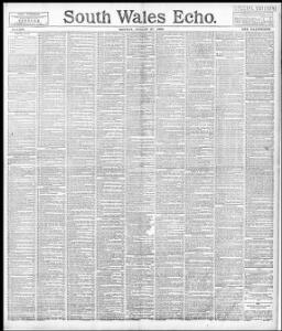 Advertising|1900-08-27|South Wales Echo - Welsh Newspapers
