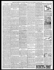 TOWS TOPICS  I|1903-02-21|County Observer and Monmouthshire