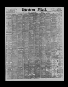 8b5ad44b773b Advertising|1890-01-17|The Western Mail - Welsh Newspapers Online ...