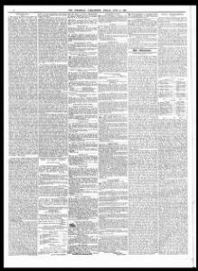 THE REFORM BILL !|1860-06-08|The Welshman - Welsh Newspapers