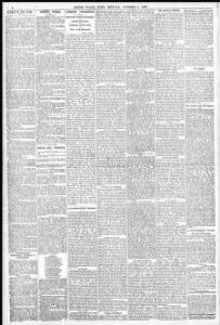ITHE BERNER-STREET MURDER  I|1888-10-01|South Wales Echo