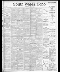 Advertising|1891-04-02|South Wales Echo - Welsh Newspapers Online