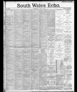 Advertising|1891-05-07|South Wales Echo - Welsh Newspapers
