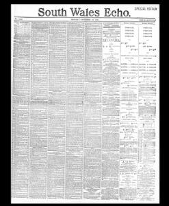 Advertising|1891-10-12|South Wales Echo - Welsh Newspapers