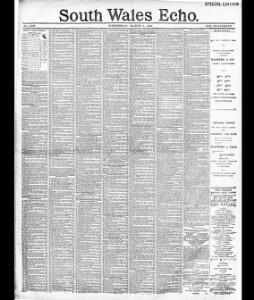 Advertising|1892-03-02|South Wales Echo - Welsh Newspapers Online - The National Library of Wales