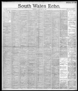 Advertising|1893-01-21|South Wales Echo - Welsh Newspapers Online