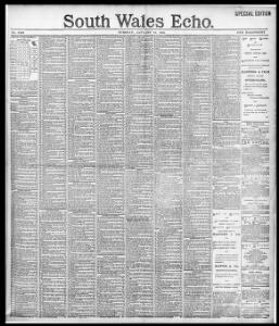 Advertising|1893-01-24|South Wales Echo - Welsh Newspapers Online