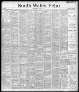 Advertising|1893-06-14|South Wales Echo - Welsh Newspapers