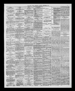 Advertising|1893 09 09|The North Wales Chronicle And Advertiser For The  Principality   Welsh Newspapers Online