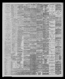Advertising 1881-04-22 The Western Mail - Welsh Newspapers