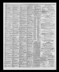 Advertising 1877-02-24 The North Wales Chronicle and
