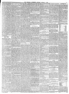 I THE INFIRMARY BALL  1882-01-07 Wrexham and Denbighshire