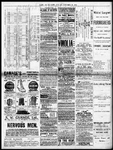Advertising|1898-10-21|Barry Dock News - Welsh Newspapers Online