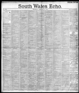 Advertising|1894-02-22|South Wales Echo - Welsh Newspapers