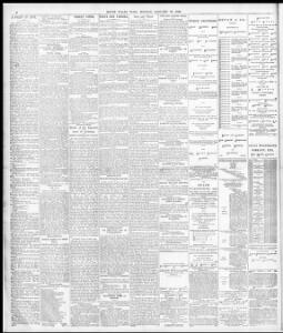 DREADFUL OCCURRENCE ATI LIVERPOOL  1895-01-28 South Wales