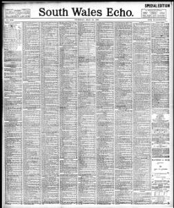 Advertising|1897-05-18|South Wales Echo - Welsh Newspapers