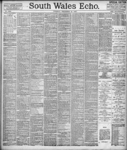 Advertising|1897-12-21|South Wales Echo - Welsh Newspapers Online