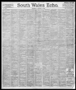 Advertising|1898-01-06|South Wales Echo - Welsh Newspapers Online