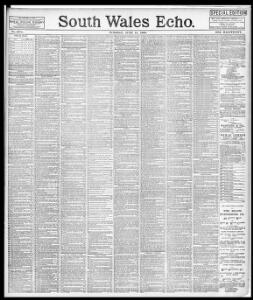 Advertising|1898-06-14|South Wales Echo - Welsh Newspapers
